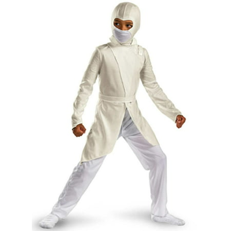Child G.I. Joe Storm Shadow Costume Disguise 50558L_4-6 - Kids Gi Joe Costumes