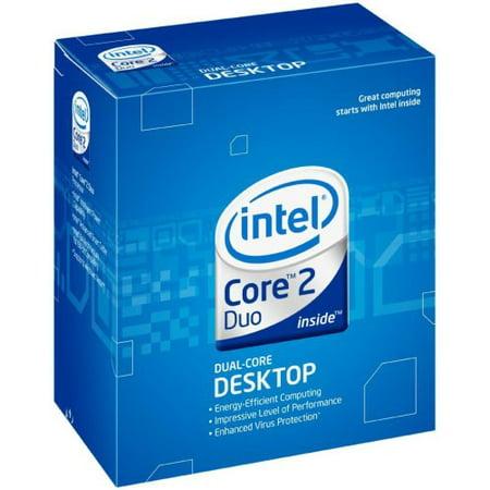 Intel Core 2 Duo E6750 Dual-Core Processor, 2.66 GHZ, 4M L2 Cache, 1333MHz FSB, LGA775 -Refurbished