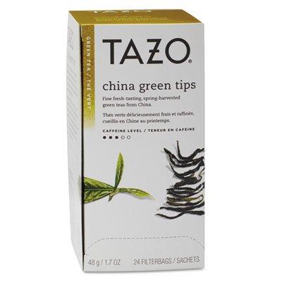 Tea Bags  China Green Tips  24 Box  Sold As 1 Box  24 Each Per Box