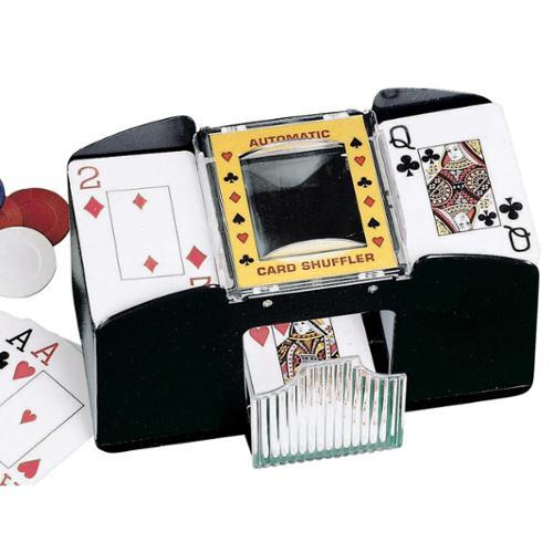 Miles Kimball 4 Deck  Automatic Card Shuffler