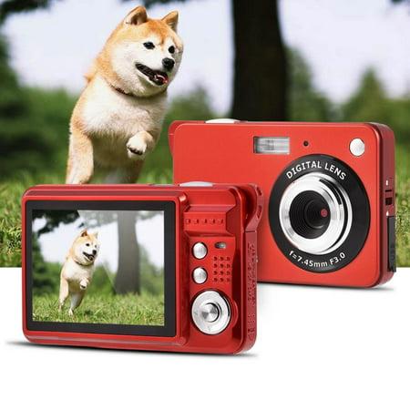 Yosoo Mini Camera, Digital Camera,Ultra Slim Mini 5MP DV Camcorder 720P HD Digital Camera Video Recorder US
