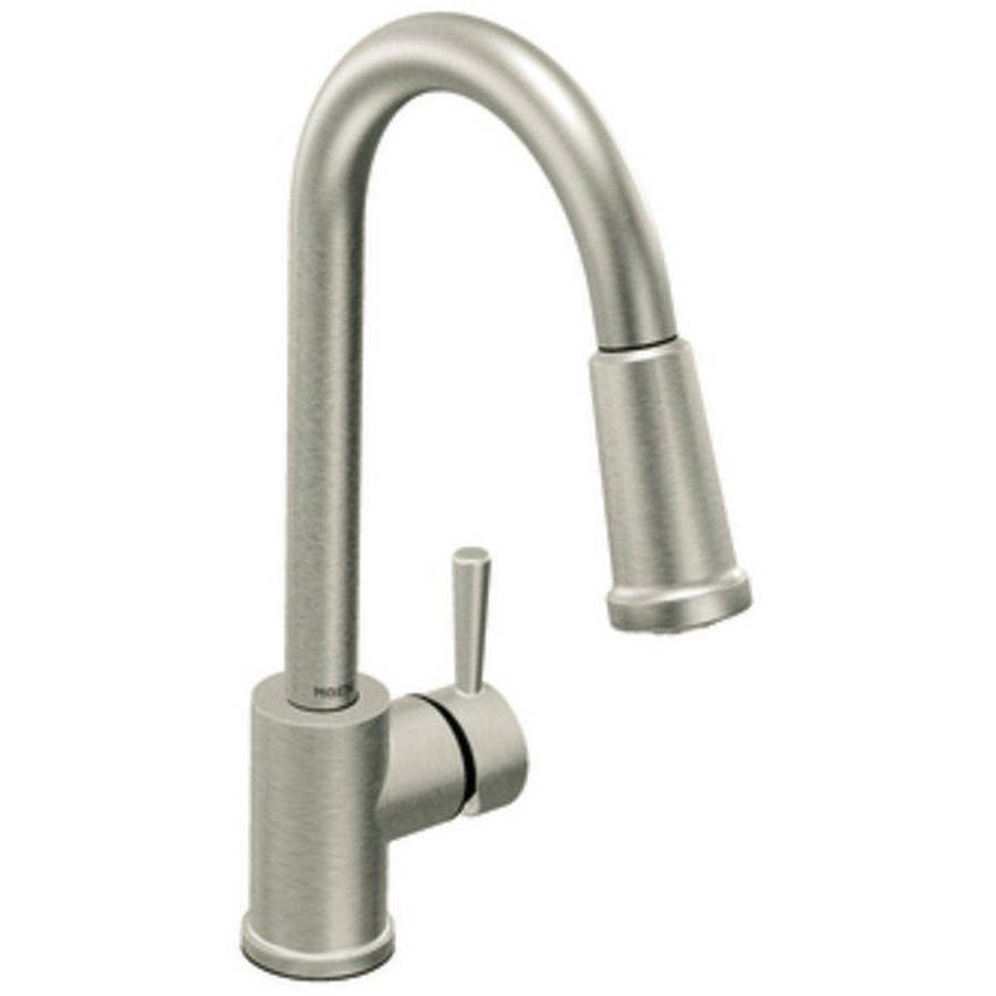 moen 7175csl level kitchen faucet classic stainless