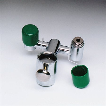 HCLS Eye Wash Faucet Station-1 Each - Faucet Mount Eye Wash Station