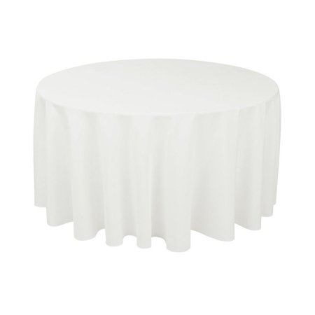Craft and Party Premium Polyester Tablecloth  (108