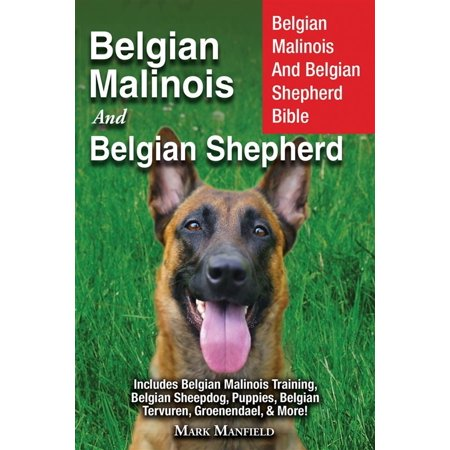 Belgian Malinois and Belgian Shepherd - eBook