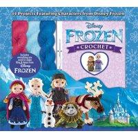 Crochet Kits: Disney Frozen Crochet: 12 Projects Featuring Characters from Disney Frozen (Other)