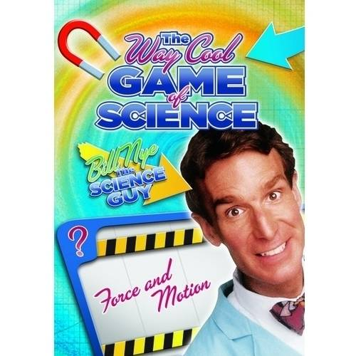 Bill Nye The Science Guy: The Way Cool Game Of Science - Force And Motion