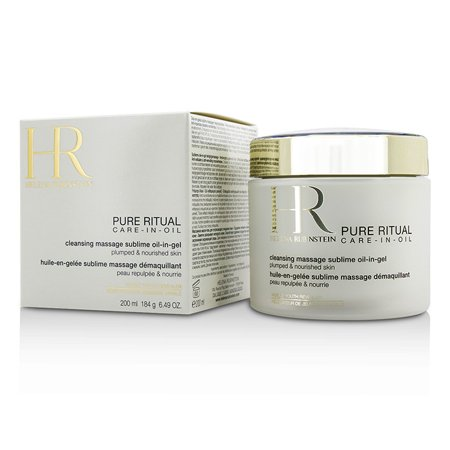 Helena Rubinstein - Pure Ritual Care-In-Oil Cleansing Massage Sublime Oil-In-Gel -200ml/6.49oz (Gal Massage Oil)