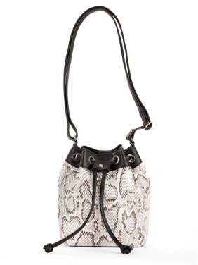 No Boundaries Mini Bucket Bag
