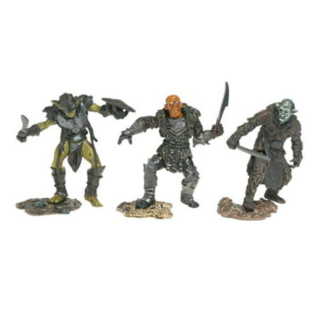 Mordor Orcs, Lord of the Rings - The Return of the King, Armies of the Middle-Earth Mordor Orcs Set. By Lord of the Rings From (Orcs In The Lord Of The Rings)