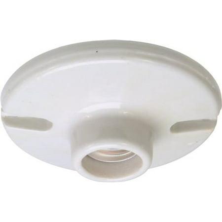 Keyless Light Fixture 660 Watts 250 Volts Porcelain Per