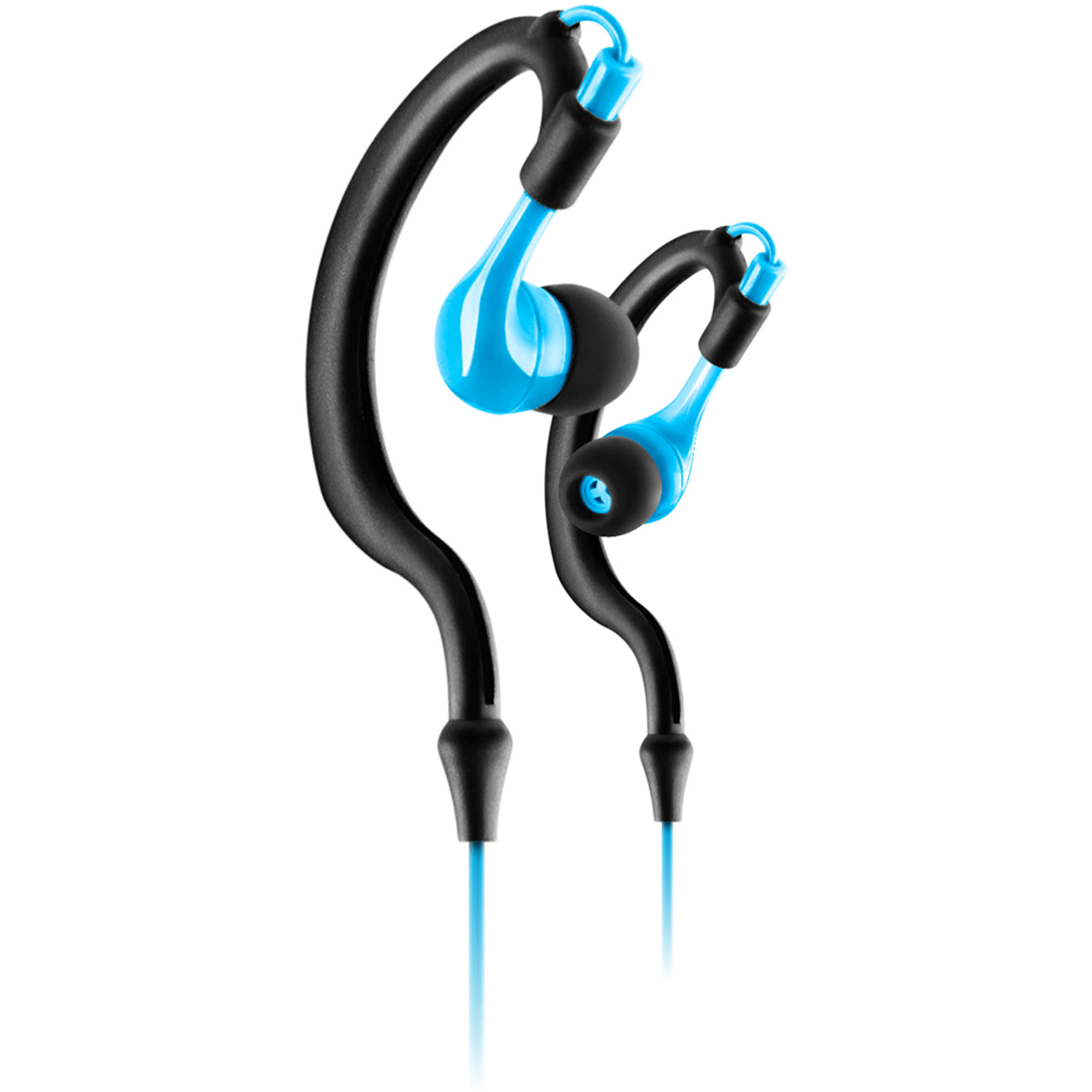 GOgroove AudiOHM H2O Sports Headphones with iPX 8 Certified Waterproof Rating and Flexible Earhooks