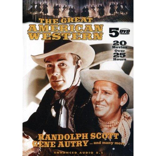 The Great American Western: Randolph Scott, Gene Autry (Full Frame)