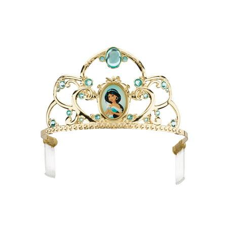Jasmine Deluxe Child Tiara One-Size (Jasmine Accessories)