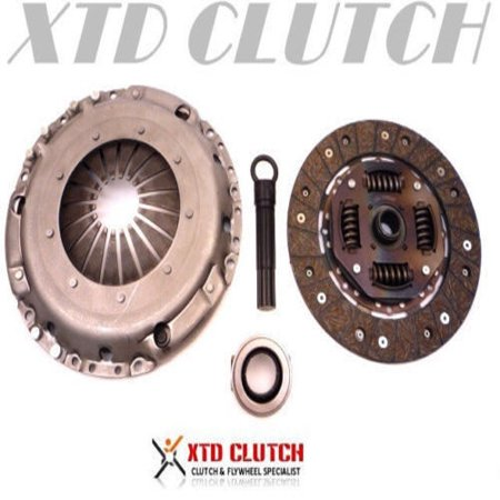 XTD HD PREMIUM CLUTCH KIT VW CORRADO SLC GOLF JETTA PASSAT 2.8L 12-VALVE VR6