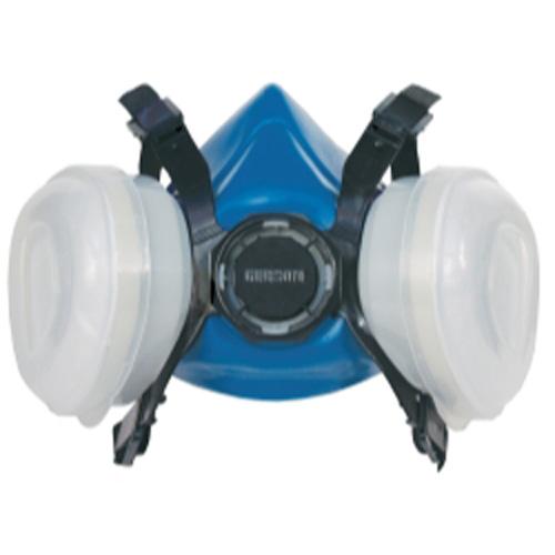 Gerson Company 8211P Disposable Dual Cartridge Respirator OV 95 Medium by