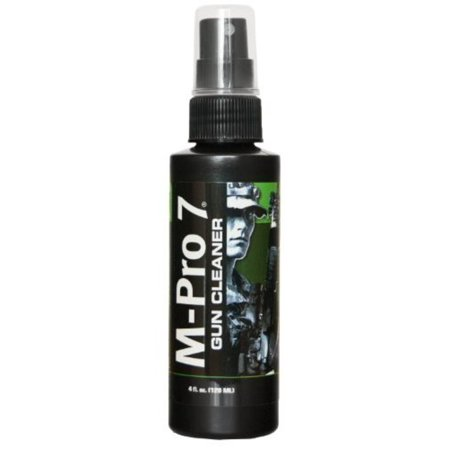 Elite Gun Cleaner - M-PRO7 M-PRO7 GUN CLEANER 4 OZ SPRAY BOTTLE