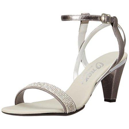d977b5989d8 Onex - Womens Monroe Rhinestones Dress Evening Heels - Walmart.com