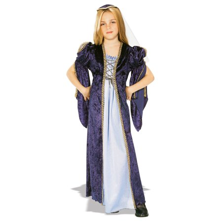 Teen Renaissance Costumes (Juliet Super Saver Princess Girls Renaissance Costume R883805 - Medium)