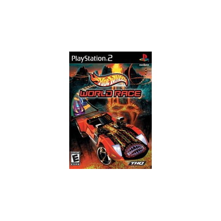 Toca Race Driver Ps2 (Hot Wheels World Race - PS2 Playstation 2 (Refurbished))