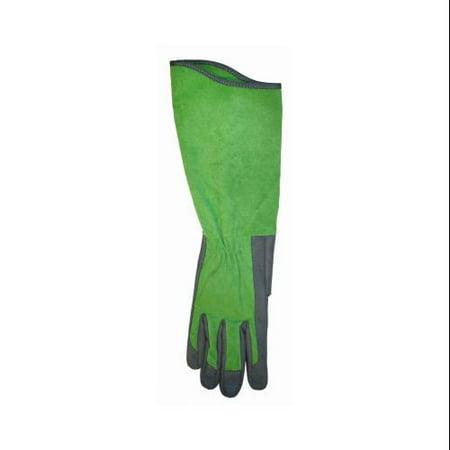 Max Cuff Gauntlet Work Gloves, Women's M, Midwest, 373D4 (Gaunlet Gloves)