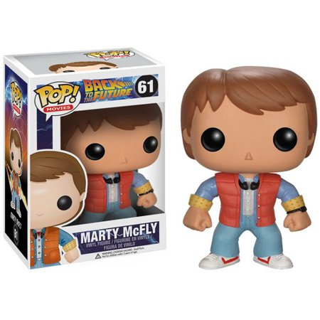 FUNKO POP! MOVIES: BACK TO THE FUTURE - - Marty The Zebra