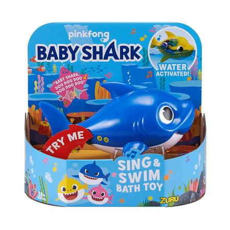 Baby Shark Bath Toys - Daddy Shark