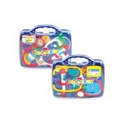 Child's Deluxe 10-piece Medical Doctor Accessory Playset in Carrying Case