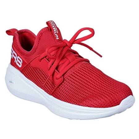 huge selection of utterly stylish 100% top quality Skechers Women's Go Run Fast-15103 Sneaker, Red