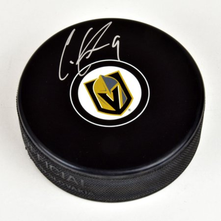 Cody Glass Vegas Golden Knights Autographed Model Hockey Puck - image 1 of 1