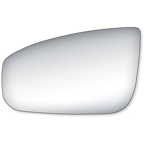 Fit System 99119 Toyota Tacoma Driver//Passenger Side Replacement Mirror Glass