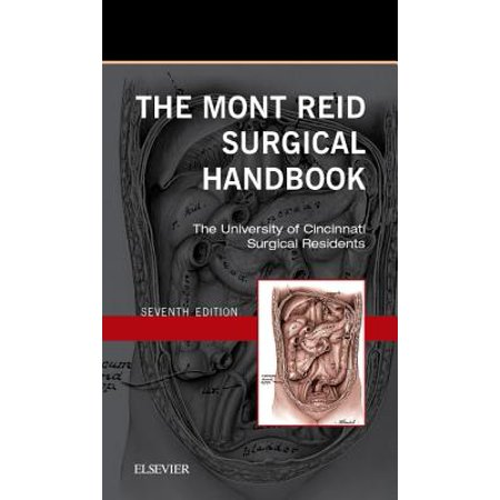 The Mont Reid Surgical Handbook E-Book - eBook