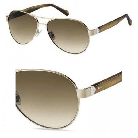 Sunglasses Fossil Fos 3079 /S 0T5U Gdcrebrhr / HA brown gradient lens