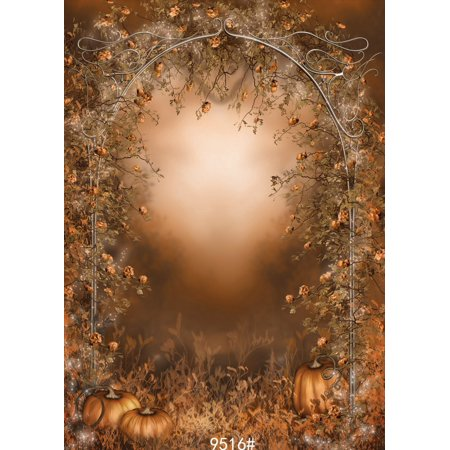 GreenDecor Polyster 5x7ft Halloween theme Backdrop Photography Prop Photo Background](Cute Halloween Themed Backgrounds)