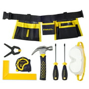 STANLEY Jr. 8-Piece Toy Tool Set | ST033-08-SY
