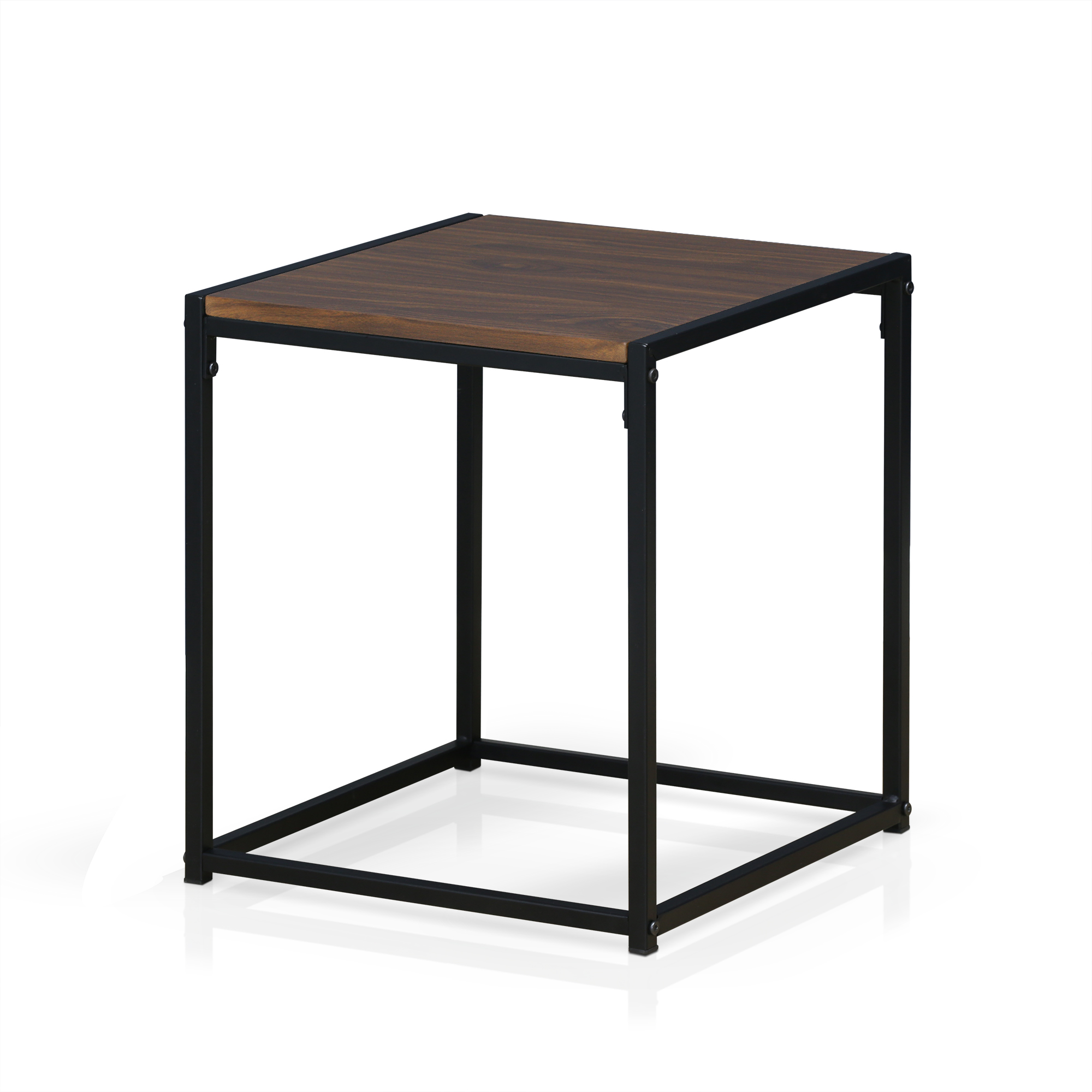 Furinno Ernst Modern End Table, Multiple Colors