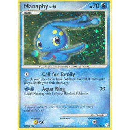 Pokemon Diamond & Pearl Manaphy #9 - Manaphy Pokemon Diamond Pearl