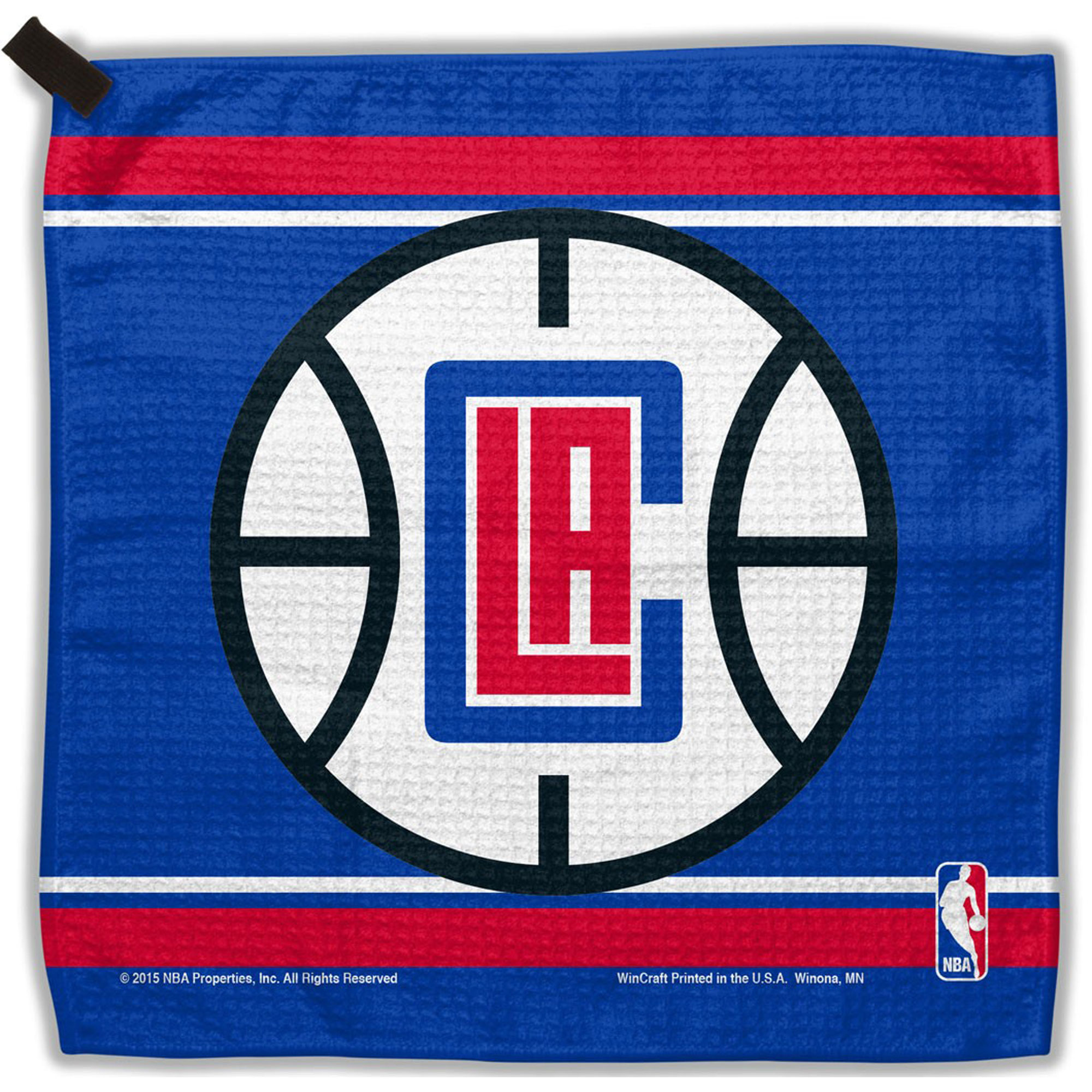"""LA Clippers WinCraft 13"""" x 13"""" Waffle Towel - No Size"""