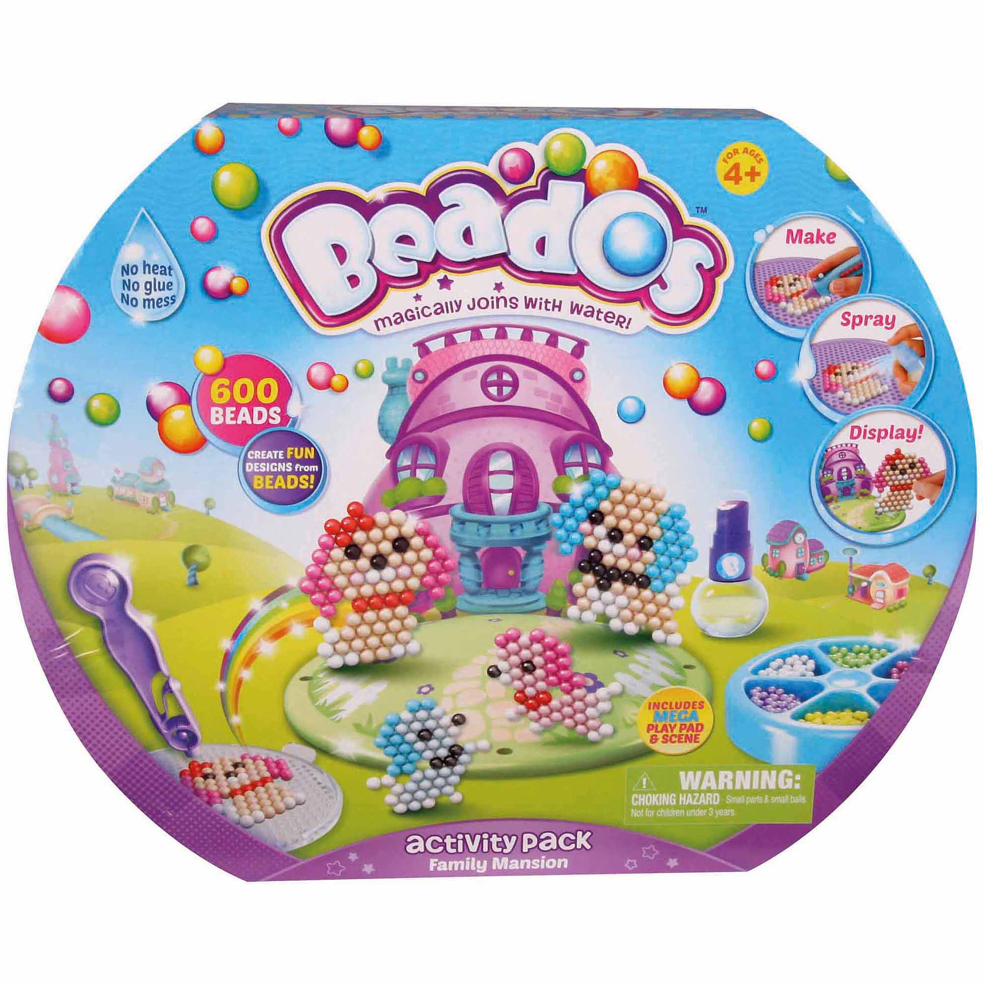Beados Activity Pack, Family Mansion
