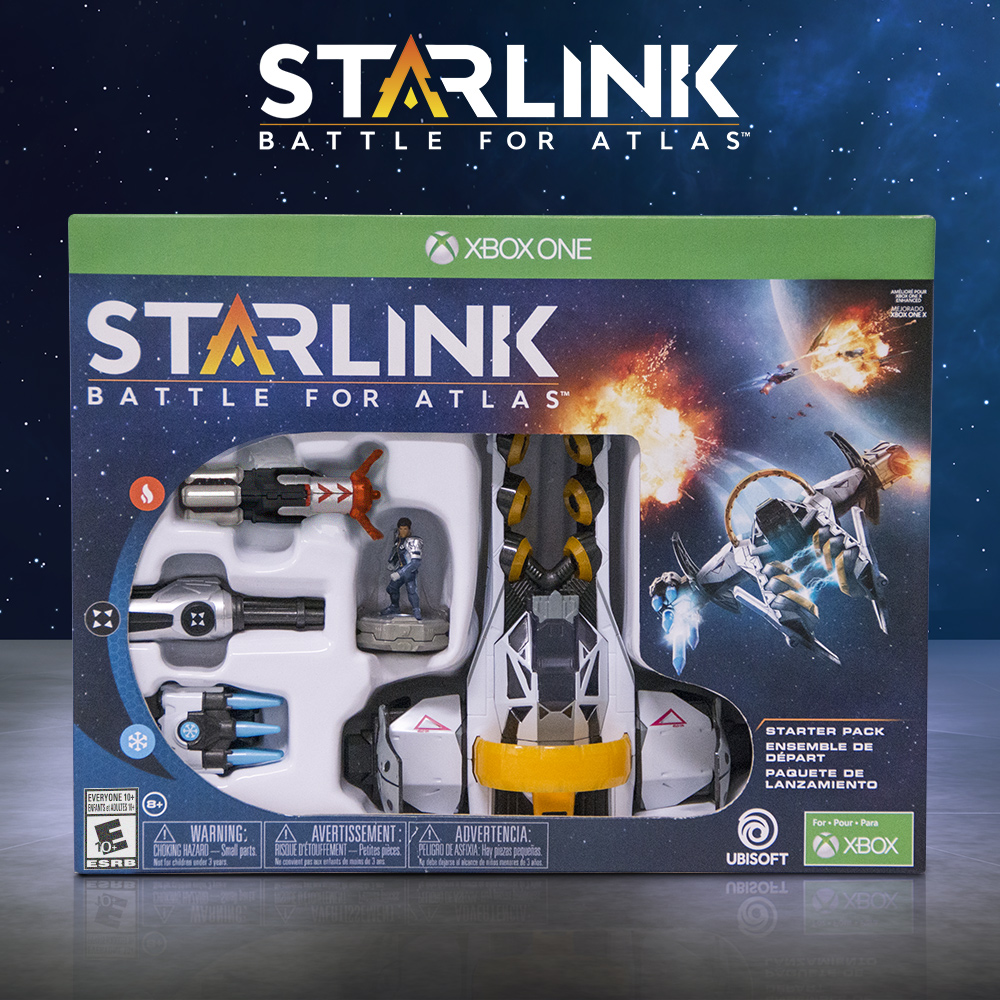 Starlink: Battle of Atlas Starter Pack, Ubisoft, Xbox One, 887256032135
