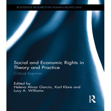 Social and Economic Rights in Theory and Practice - (Universal Human Rights In Theory And Practice)