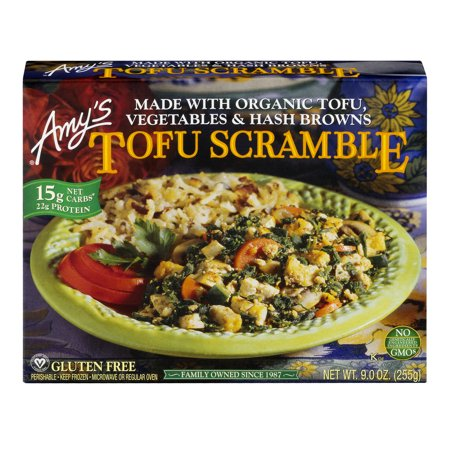 Amy S Kitchen Tofu Scramble