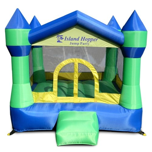 Island Hopper Jump Party Bounce House
