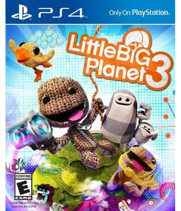 Little Big Planet 3, Sony, PlayStation 4, 711719053194 by Sony