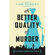 A Better Quality of Murder - eBook