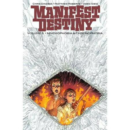 Manifest Destiny Volume 5: Mnemophobia &