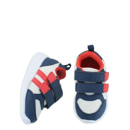 Gerber Boys Mesh Knit Strap Athletic Sneakers (Infant Boys)