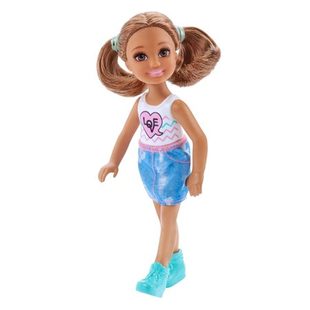 Barbie Club Snack Time Chelsea Doll