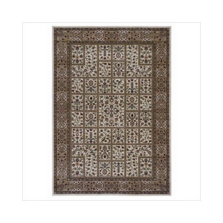 Shaw rugs inspired design avondale beige oriental rug - Shaw rugs discontinued ...