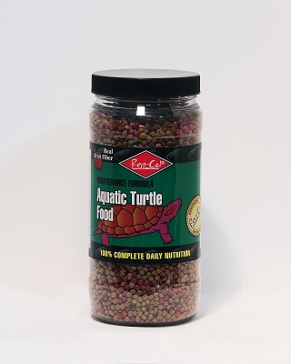 Rep-Cal Research Labs 809 Aquatic Turtle Food, 7.5 oz by REP-CAL RESEARCH LABS